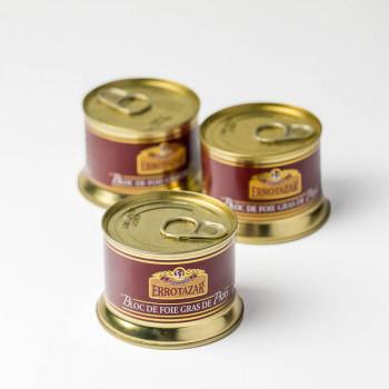 Bloc Foie Gras 98% 130 gramos