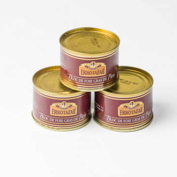 Bloc Foie Gras 98% 60 gramos