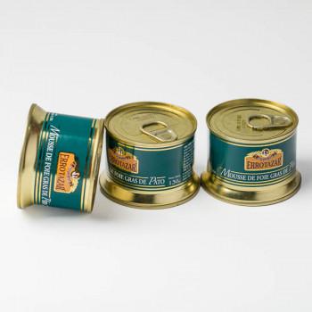 Mousse de Foie Gras 130 gramos