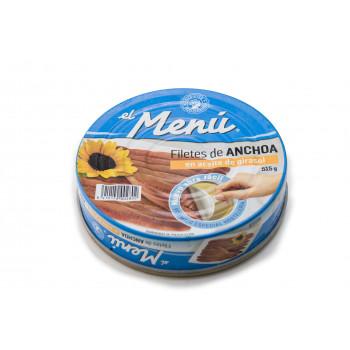 """Anchoa """"el Menú"""" lata ½ kg"""