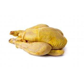 Pollo de corral 100% natural