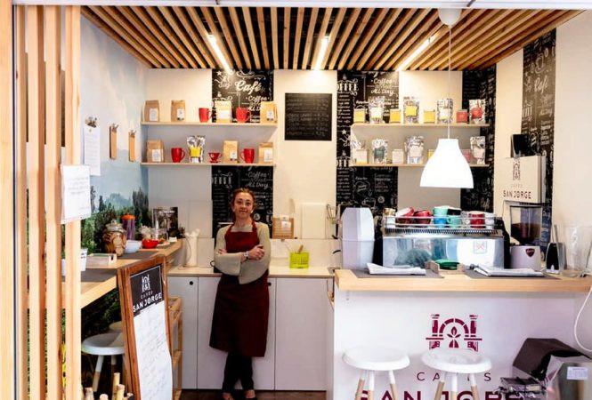 CAFÉS SAN JORGE Y AMA LA CAÑA