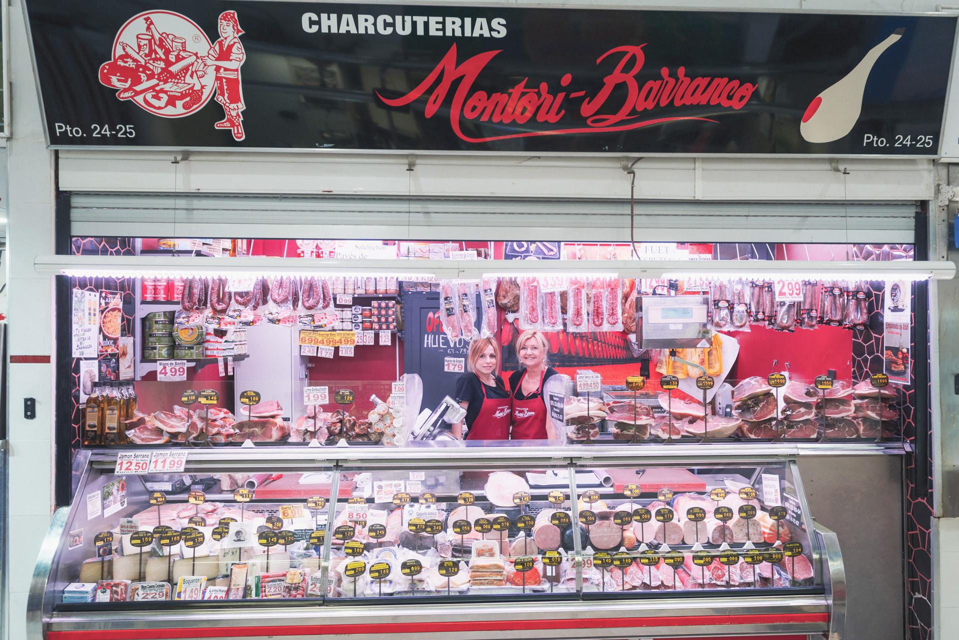 CHARCUTERÍAS MONTORI-BARRANCO