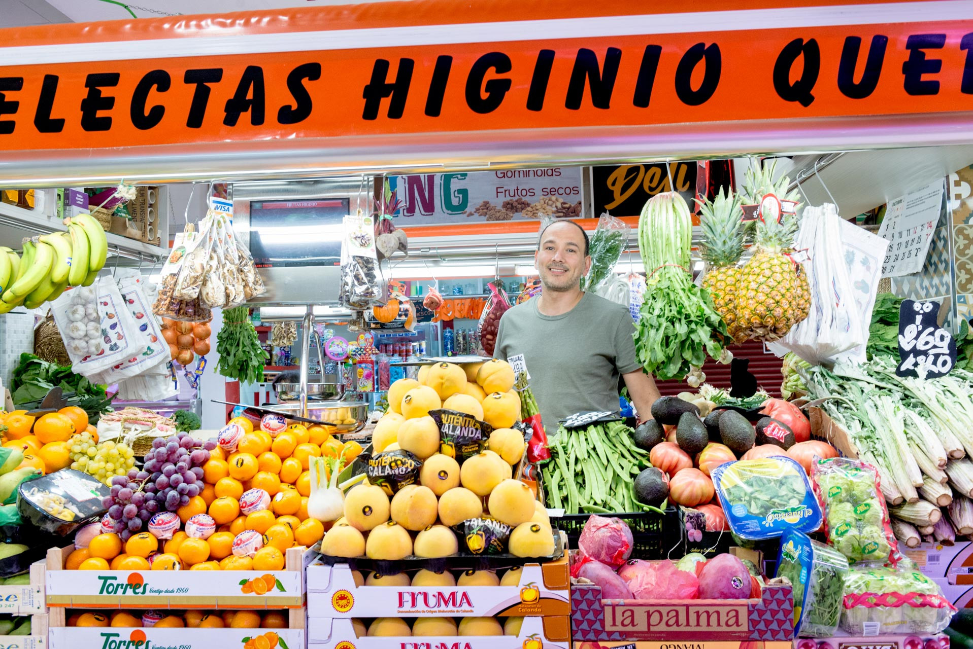 FRUTAS SELECTAS HIGINIO QUERO